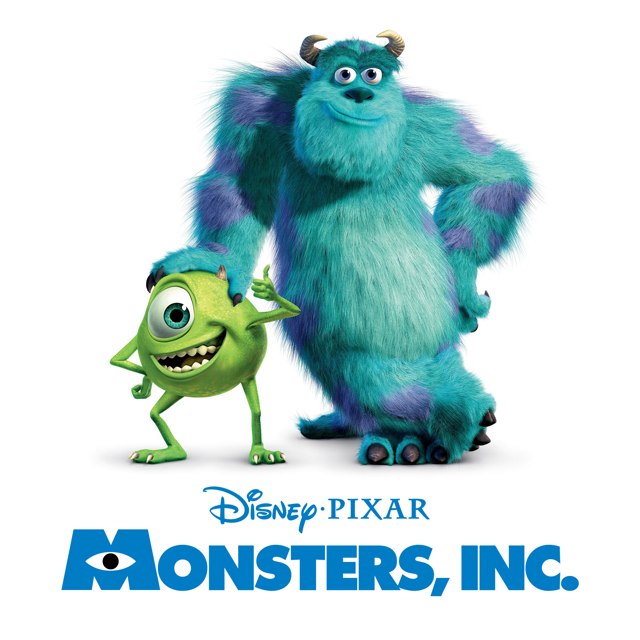 Drive In Movie: Monsters, Inc.