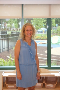 Jenna Tenore is the new Director of the Goodwin College Early Childhood Magnet School.