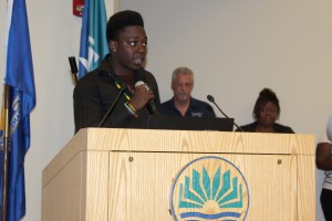 Asa Stambler, 2013 Summer Bridge Academy graduate, shares his experience.